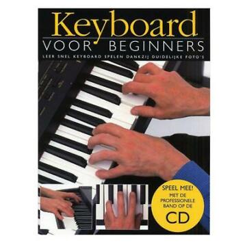 MusicSales Keyboard voor beginners incl. CD