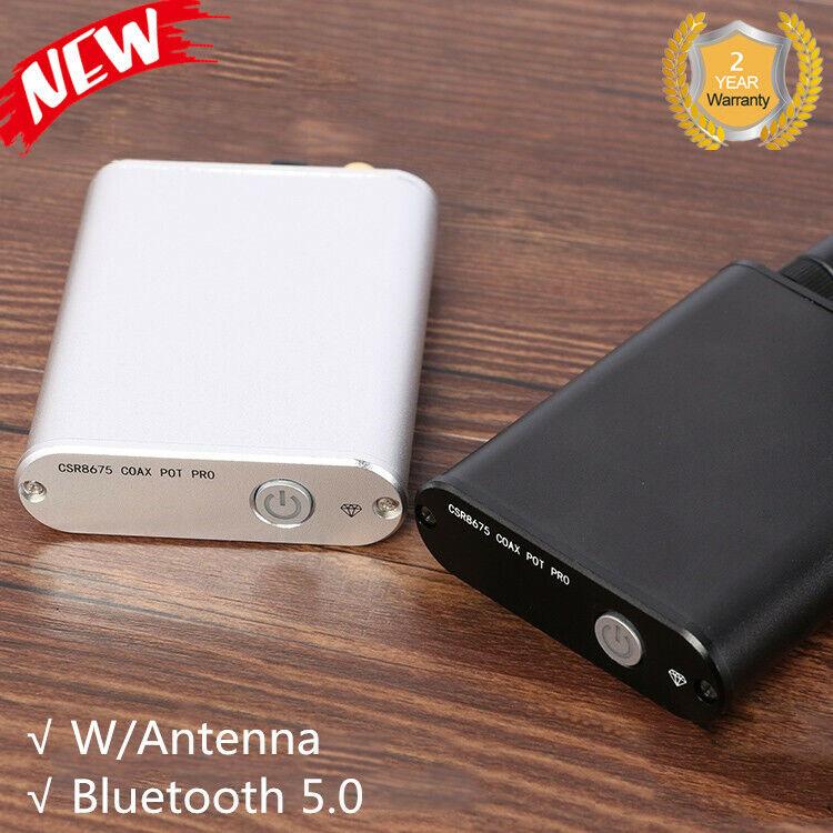 bluetooth 5 0 decoder csr8675 optical fiber