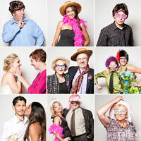Photo Booth For Your Special Event: Get One Today For $200!