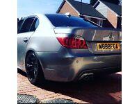 BMW 525d M Sport 5 series