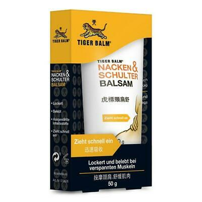 Tiger Balm Nacken & Schulter Balsam 50 g PZN: 8794809