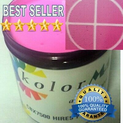 Professional Hirez Pink Sbq Photo Polymer Textile Screen Print Emulsion -gallon