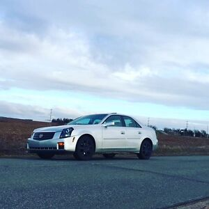 2005 cts manual 3.6L 6spd or for trade