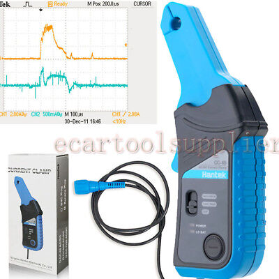 Hantek Oscilloscope Multimeter Acdc Current Clamp Cc65 Up To 20khz 20ma To 65a