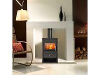 NEW stove multifuel European stove ex display