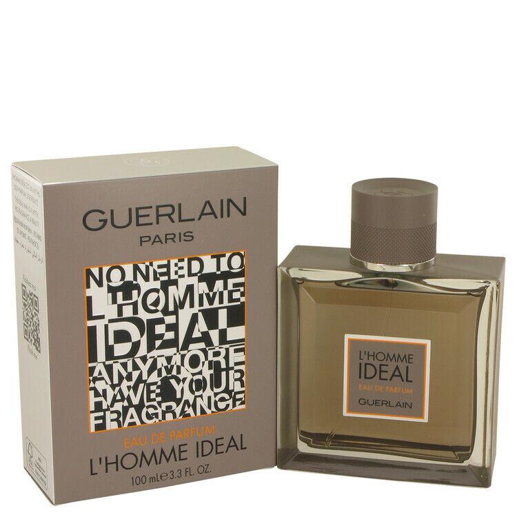 GUERLAIN L'homme Ideal Cologne Eau De Parfum Spray For Women