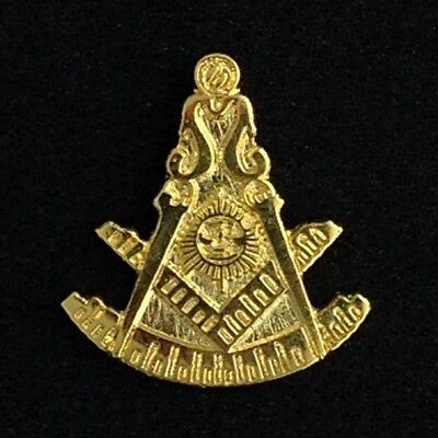Masonic Past Master Lapel Pin (PM-1)