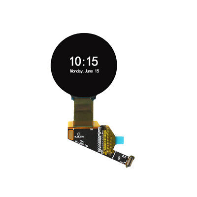 """1.39"""" inch MIPI Super Amoled screen 400x400 round OLED display for smart watch"""