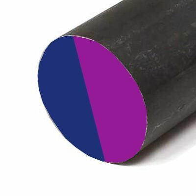 8620 Hr Alloy Steel Round Rod 2.500 2-12 Inch X 36 Inches