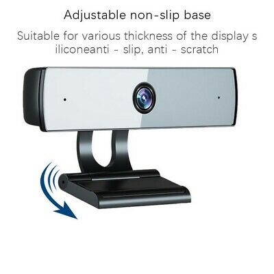 1080P HD Webcam Video USB Web Camera Microphone For PC Computer / Laptop Meeting