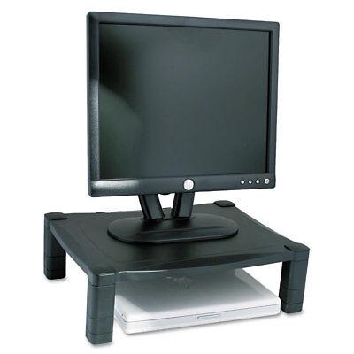 Kantek Single Level Stand (Kantek Single Level Height-Adjustable Stand 17 x 13 1/4 x 3 to 6 1/2 Black)