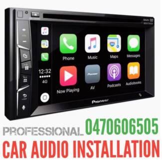 •Professional CAR AUDIO INSTALLATION •CAMERA •GPS•BLUETOOTH