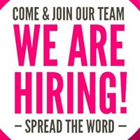 NOW Hiring Brow artists / Apply Now !