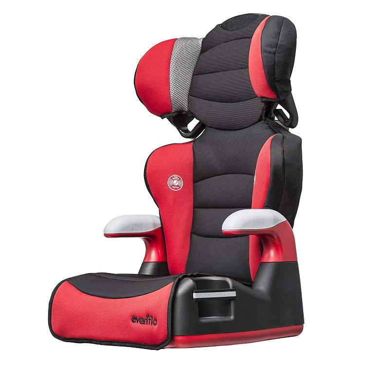 Evenflo Big Kid LX High Back Booster Car Seat, Denver New, F