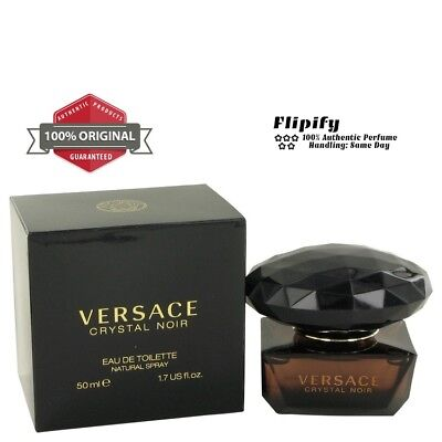 Crystal Noir Perfume 3 oz / .17 oz / 1.7 oz / 1 oz / EDP EDT Spray for WOMEN Crystal Noir Edp Spray