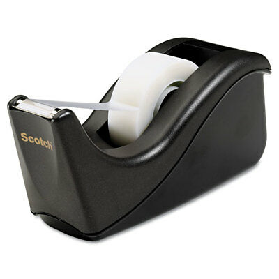 Scotch Value Desktop Tape Dispenser 1 Core Two-tone Black C60bk