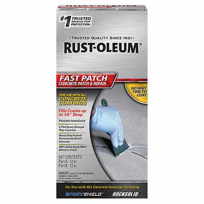 Fast Patch Concrete Patch Repair Kit Gray
