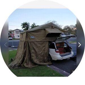 Rooftop tent Kings