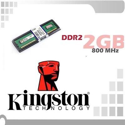 Modulo Memoria RAM 2GB DDR2 800 Mhz 240PIN PC ¡ NUEVA! INTEL...