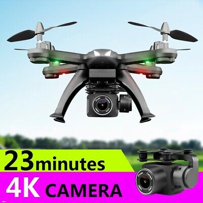X6S Drone x Pro FPV RC Drone Quadcopter Helicopter With 4K HD Camera + 3 Pz