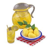 Reutter Porzellan Zitronenlimonade/limón Punch Casa De Muñecas 1:12 Art. 1.473/8 -  - ebay.es