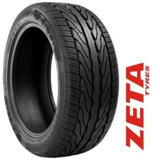 Zeta tyre Quality Tyre with one year Warranty
