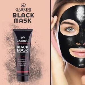 Black & Gold Mask Peel Off