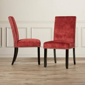 Bnib Brucedale Upholstered Dining Chair by Willa Arlo Interiors