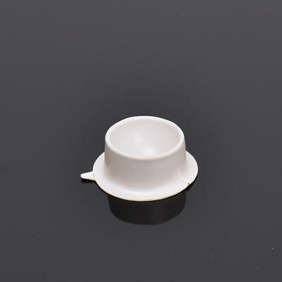 100x Dental Disposable Dappen Dish Bowl Ring Holder Plastic Container Adhesive