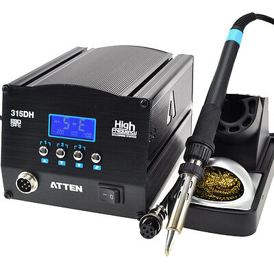 Atten At315dh Unleaded Soldering Iron 150w High-power Smd Solder Station 220v Y
