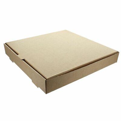 Deli Supplies 10 x Plain Brown 14