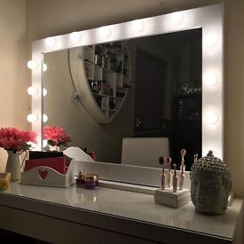 Hollywood vanity mirrors uk - cheapest in the UK