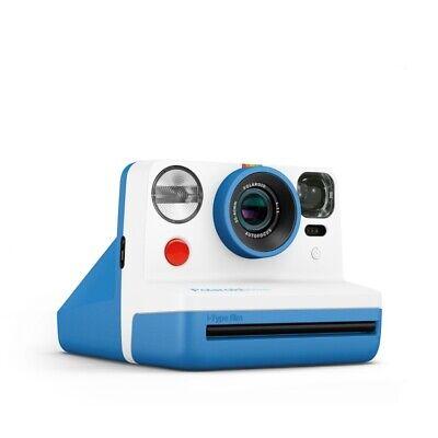 Polaroid Now I-Type Instant Camera - Blue