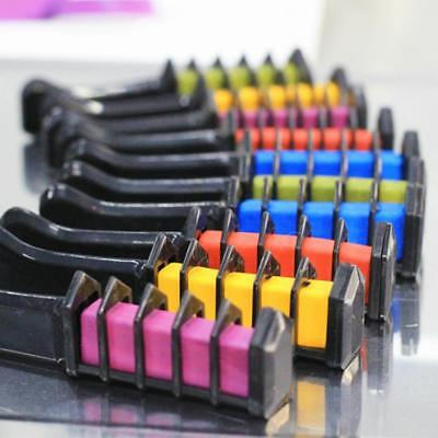 Hair Chalk Permanent Color Dye with Comb Kit, Green Red Blue Yellow Pink Purple - Yellow Hair Dye
