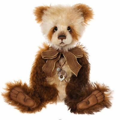 Tennison Mohair Teddy Bear by Charlie Bears - 20
