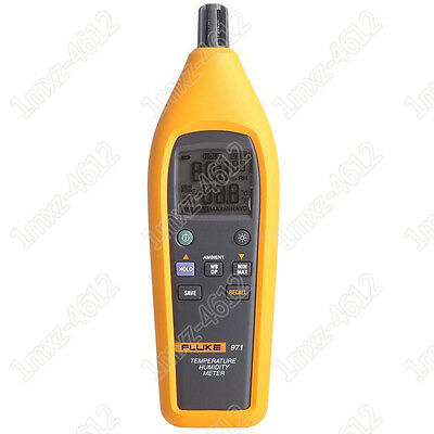 1 Pc New Fluke 971 Temperature Hygrometer