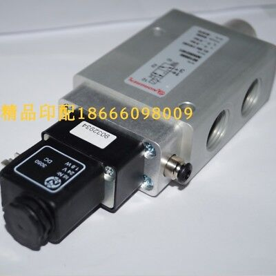 Solenoid Valve 61.184.1191 Sm102 Cd102 Heidelberg Offset Printing Press Q222 Zx
