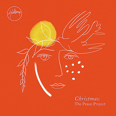 Hillsong • The Peace Project: Christmas CD 2017 Hilsong Music Australia•• NEW •• ()