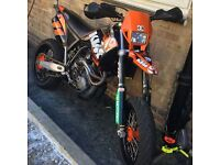 Ktm lc4 660 R6 Crf yz raptor kxf