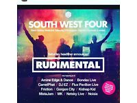 South west four 2 tickets for Saturday