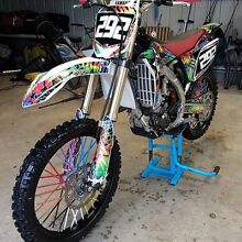 Yz250f or will swap for 125 or 250 2 Stroke Northmead Parramatta Area Preview