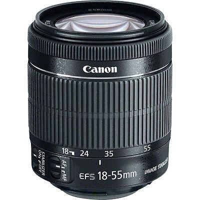 Easter Buy Sale 18-55mm Canon Ef-s 18-55 mm F/3.5-5.6 Stm Is Lens Mass