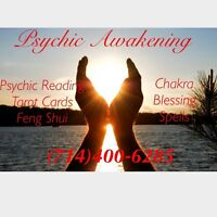 Psychic & Tarotcards Reader