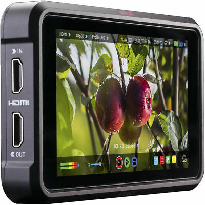"Atomos Ninja V 5"" 4K HDMI Recording Monitor #ATOMNJAV01 BRAND NEW"