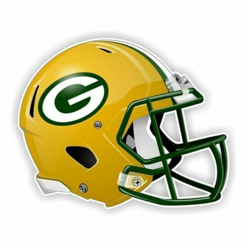 Green Bay Packers Football Logo Sticker Die Cut Vinyl Decal Car Truck Case Wall