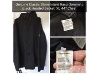 Stone Island Raso Gommato Jacket