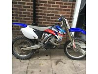 YZF 450 2009 SWAP NOT KXF,CRF,RMZ,KTM