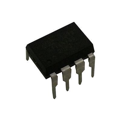 5x ATTINY25-20PU, Atmel Microcontroller AVR Tiny DIP-8
