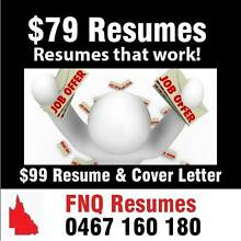 RESUME WRITING SERVICE - FNQ Resumes Resume Writers Clifton Beach Cairns City Preview