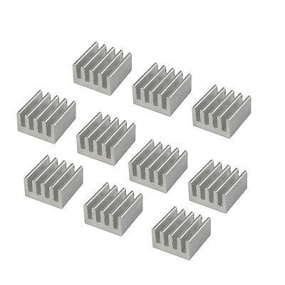 20pcs Aluminum Heat Sink For Stepstick A4988 Ic 8.88.85mm Nu